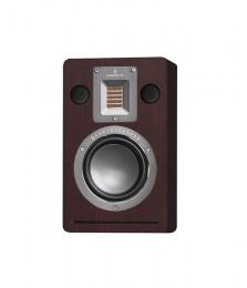 Audiovector QR on/ in WALL Walnut