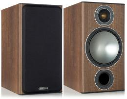 Monitor Audio Bronze 2 walnut + DOPRAVA ZDARMA